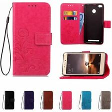 Phone Case Wallet Cover For Xiaomi Mi5C Note 2 Redmi Note 2 3 4 Redmi 4X 2 3S 4