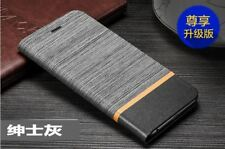 Flip Case for Lenovo Vibe P2 PU TPU Cover Inner Wallet Canvas Card Slot Stand Le