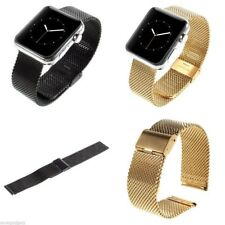 Metal Woven Wrist Watch Band for Apple Watch 42mm Premium Replacement Strap