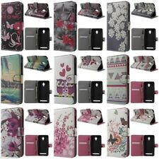 """Beautiful Design Leather Stand Case Flip Cover For Asus Zenfone Go ZC500TG 5"""""""