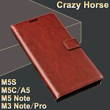 Case For Meizu M3 Note case cover leather flip case for meizu m5 note case