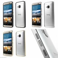 Hippocampal Buckle Aluminium Metal Bumper Case Cover Screwless For HTC One M9
