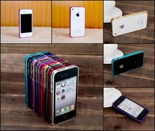LOVE MEI 0.7mm Ultra Thin Aluminium Metal Bumper Case Cover For iPhone 4 4S
