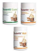 Rabbit Vitamins and Supplements - Gastro, Digestion, Multi Vitamins