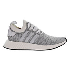 Adidas NMD_R2 PrimeKnit Men's Shoes Running White/Core Black by9410