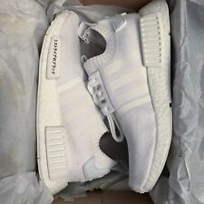 Adidas NMD R1 PK Japanese White 100% Authentic Primeknit BZ0221