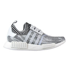 Adidas NMD_R1 PK Men's Shoes White/White/Black by1911