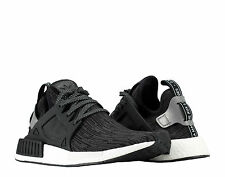 Adidas NMD_XR1 PK Primeknit Core Black/Matte Silver Men's Running Shoes S77