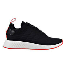 Adidas NMD_R2 PK Men's Shoes Core Black/Core Red ba7252