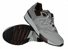 New Balance 597 90s Classics Traditional Men's Sneakers ML597NOA Grey Burgu