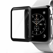 Apple Watch 42/38mm Edge to Edge Glass Protective Screen Film Tempered Glass