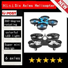 HOT H36 Mini RC Drones Helicopter Quadcopter Flying Toys Drone Radio Control S&@
