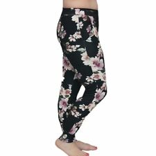 Stunning Floral stretch trousers / leggings with pockets