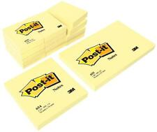 post-it notas adhesivas, 100 hojas / Bloque formatauswahl 3-12 Bloques