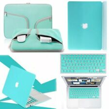 Carry Bag+Matte Hard Case+Keyboard Cover Set for Macbook Pro/Air/Retina US