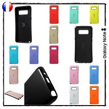 Etui coque housse hybride antichocs iFace Mall case cover Samsung Galaxy Note 8