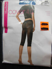 Hudson Cover 40 Capri Leggings Leggins Farbe energy-blue 0384