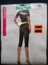 Hudson Cover 40 Capri Leggings Leggins Farbe chrome-green 0461