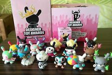 KIDROBOT DESIGNER TOY AWARDS (DTA) DUNNY MINI - open blindbox different styles