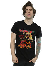 Iron Maiden hombre Number of the Beast Graphic Camiseta