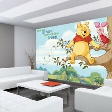 "no tejido Foto Mural ""No. 1687"" ! CARTOON Papel pintado Disney Winnie the Pooh"