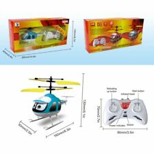 Induction Flying Toys RC Helicopter Cartoon Remote Control Drone Kid Plane Toy@#