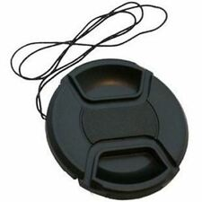 center pinch Snap-on cap cover for canon nikon Lens