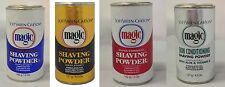 MAGIC SHAVING POWDER PUBIC BODY HAIR REMOVER 127GM *ALL TYPES * (1, 2 OR 3 PACK)