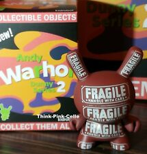 Kidrobot Dunny Warhol Series 2.0 - open blindboxes
