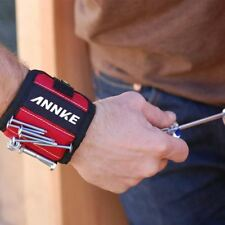 Magnetic Wristband for Holding Screws Nails Drill Bits Great for Your Tool Bags