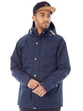 Volcom Navy Wenson - Parka Water Resistant Jacket