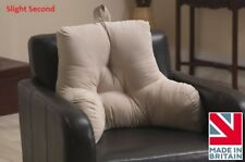 Multi-Purpose Suede Spine Support Cushion During Pregnancy / Reading / Back Rest