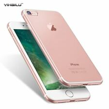 Case For Apple iPhone 7 Case Soft Silicone Transparent TPU Back Cover Skin Shell
