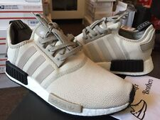 Adidas NMD_R1 Runner Nomad Boost Tan Off White Cream Khaki Core Black S7684