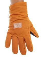 DC Leather Brown Franchise - Special Edition Snowboarding Gloves