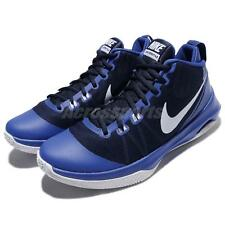 Nike Air Versitile Black Midnight Navy Men Basketball Shoes Sneakers 852431-401