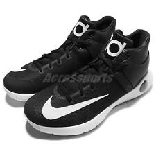 Nike KD Trey 5 IV EP 4 Kevin Durant Black White Mens Basketball Shoes 844573-010