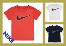 New Infant Boys Genuine Nike Just Do IT Legacy T Shirt Top Size Age 3-7 Dri-Fit