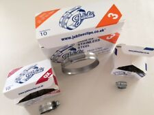 Jubilee Clips, Mild Steel or W1 W4 W5 Stainless steel, Hose Clips. Hose Clamps,