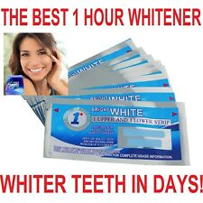 THE BEST NON-CREST3D TEETH WHITENING STRIPS ON EBAY OR YOUR MONEY BACK