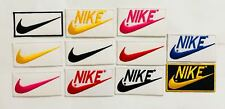 Nike Logo embroidered iron on sew on patch badge logo sports Clothe 274 - 275