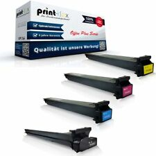 4x alternativo CARTUCCE TONER PER KONICA MINOLTA tn213 farben-office Plus Serie