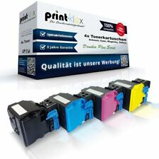 4x alternativo CARTUCCE TONER PER KONICA MINOLTA C35 SERIE XL -drucker Plus