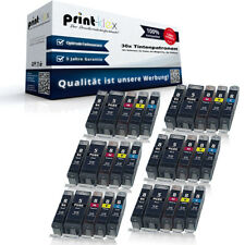 30 x alternativo Cartucce di Inchiostro per Canon PGI-5/CLI-8 colore set-office