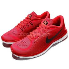 Wmns Nike Flex 2017 RN Run Solar Red Black Women Running Shoe Sneaker 898476-600