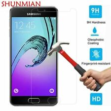 Tempered Glass Screen Protector Samsung Galaxy S5 S4 S6 Note A7 A3 A5 J3 J5 J7