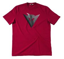 Dainese T-Shirt After Evo - Rot