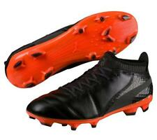 Puma One Lux II FG Men's Soccer Cleats Football Shoes Red/Black 1707