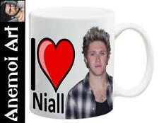 M284 I Love Heart Niall Horan 1D One 1 Direction Picture Mug Secret Santa Gift