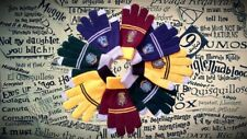 Harry Potter Invierno móviles Guantes Gryffindor Hufflepuff Slytherin Ravenclaw